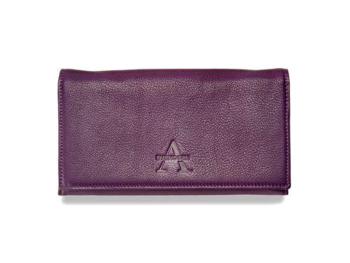 ALEXANDRA SVENDSEN Portemonnaie Violetta Maxi