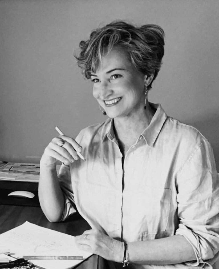 ALEXANDRA SVENDSEN Designerin