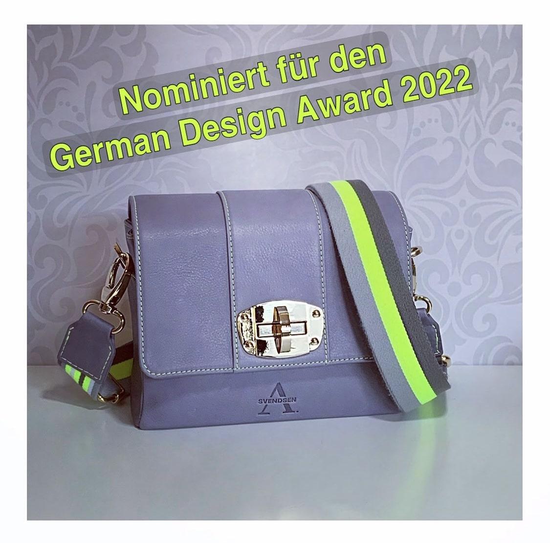 Nominierung Alexandra Svendsen
